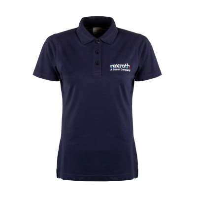 Poloshirt Women »Bosch Rexroth« – navy