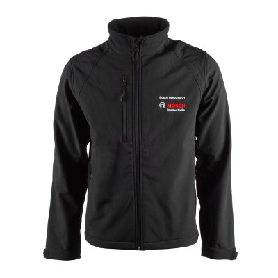 Softshell jacket - Bosch Motorsport