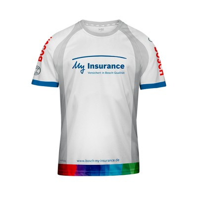 Bosch running shirt My insurance 2019