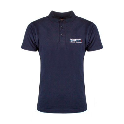 Poloshirt Men »Bosch Rexroth« - navy