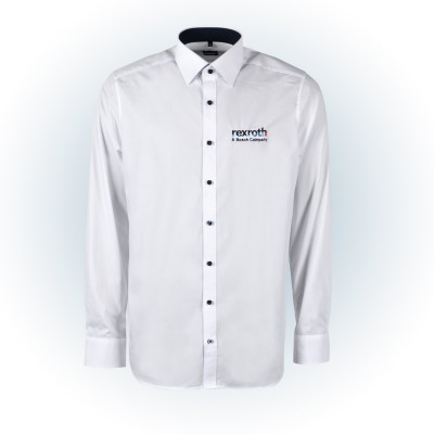 Olymp shirt  »Bosch Rexroth« - body fit