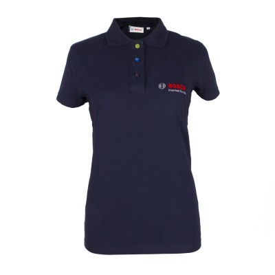 "Poloshirt Damen ""Invented for life"""